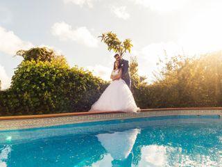 O casamento de Neuza e David