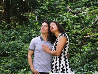 O casamento de Milla e Ricardo 1