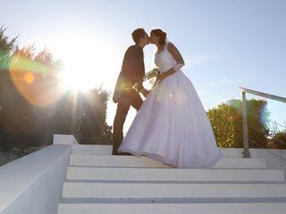 O casamento de Milla e Ricardo