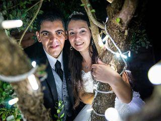 O casamento de Sara e Cláudio