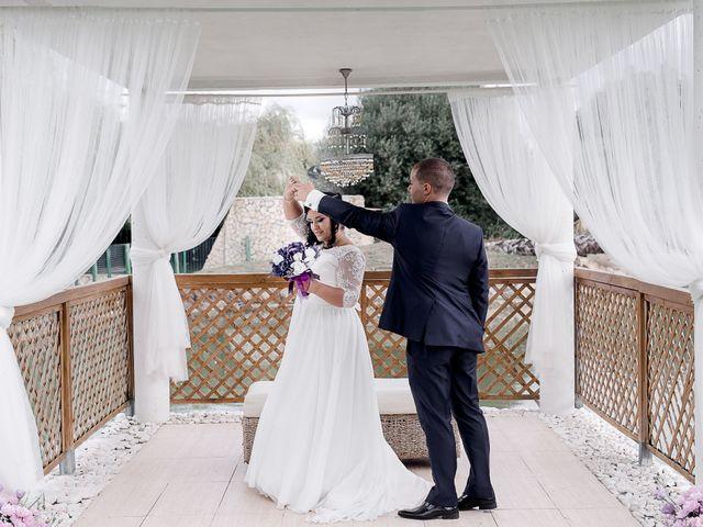 O casamento de André Alonso e Débora em Montijo, Montijo 54
