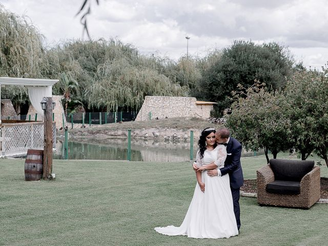 O casamento de André Alonso e Débora em Montijo, Montijo 56