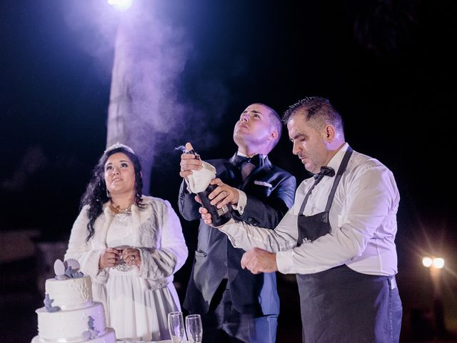 O casamento de André Alonso e Débora em Montijo, Montijo 78