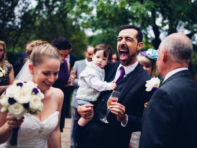 O casamento de Sérgio e Lucy em Moncarapacho, Olhão 33