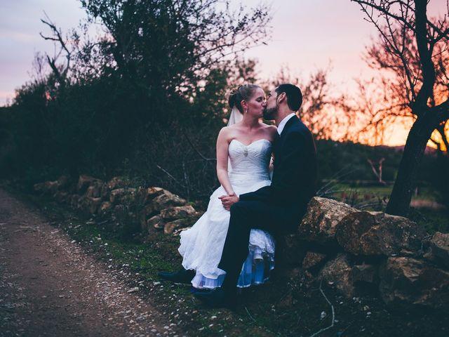 O casamento de Lucy e Sérgio