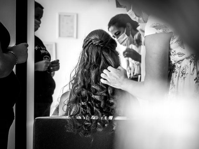 O casamento de Cláudio e Sara em Várzea de Sintra, Sintra 12