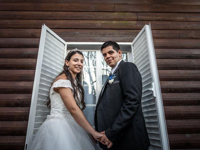 O casamento de Cláudio e Sara em Várzea de Sintra, Sintra 1