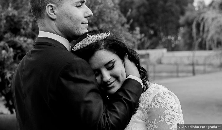 O casamento de André Alonso e Débora em Montijo, Montijo