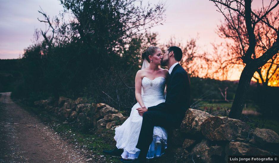 O casamento de Sérgio e Lucy em Moncarapacho, Olhão