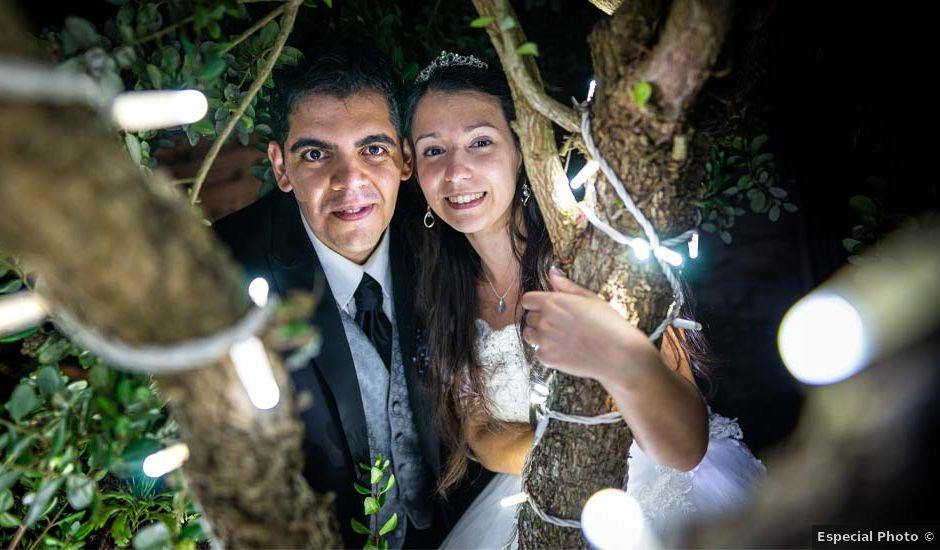 O casamento de Cláudio e Sara em Várzea de Sintra, Sintra