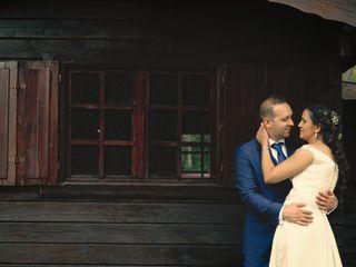 O casamento de Idalina e Vítor