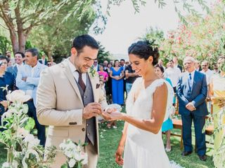 O casamento de Habibi e Floriano 3
