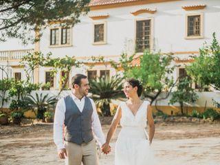 O casamento de Habibi e Floriano