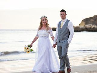 O casamento de Kelly e Gary