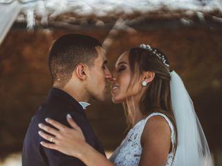 O casamento de Jéssica e Luís
