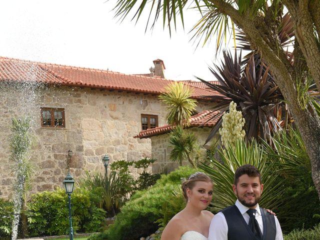 O casamento de Sérgio e Andreia em Vitorino dos Piães, Ponte de Lima 35