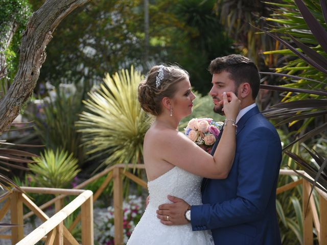 O casamento de Sérgio e Andreia em Vitorino dos Piães, Ponte de Lima 1