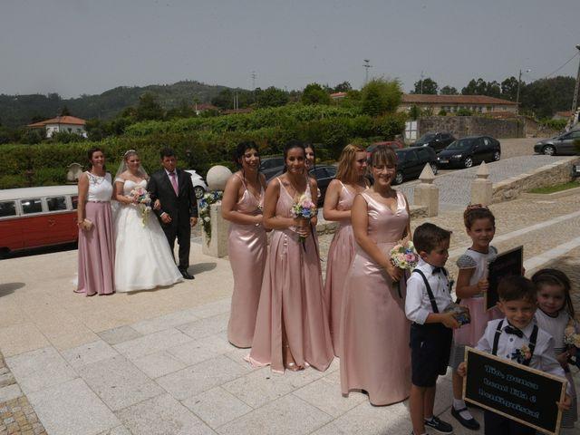 O casamento de Sérgio e Andreia em Vitorino dos Piães, Ponte de Lima 47