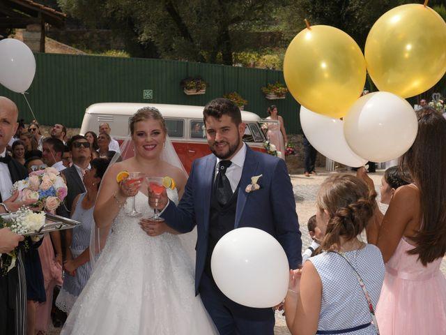 O casamento de Sérgio e Andreia em Vitorino dos Piães, Ponte de Lima 58
