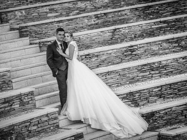 O casamento de Vanda e Luca