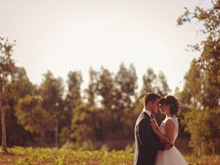 O casamento de Mariana e Fernando