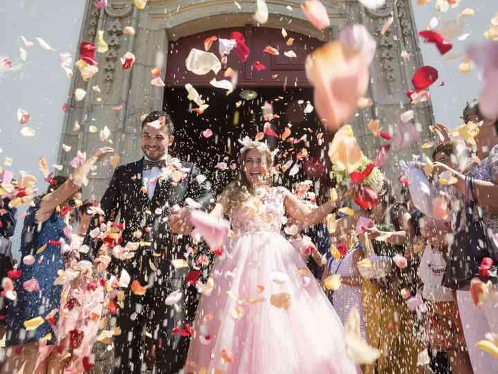 O casamento de Tatiana e Vitor
