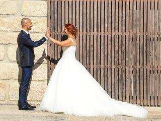 O casamento de Andreia e Pedro