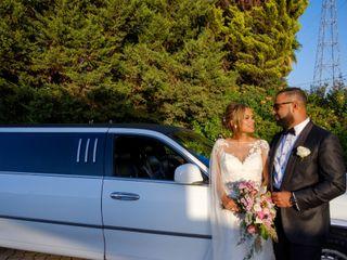 O casamento de Tatiana e Carlos