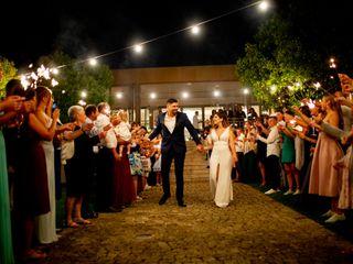 O casamento de Ana e Carlos