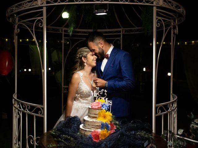 O casamento de Inês e Leo