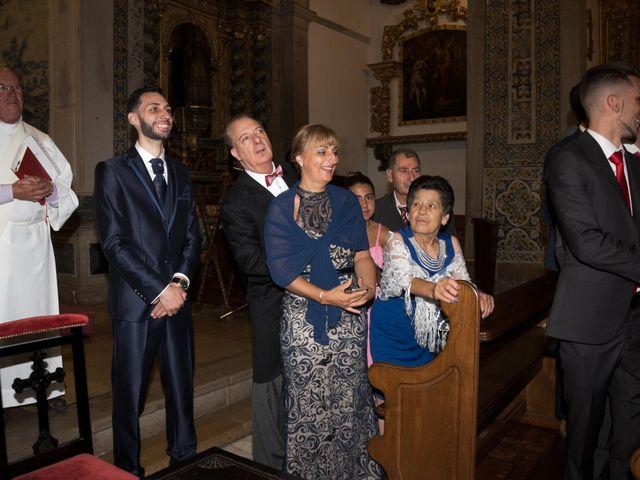 O casamento de Kevin e Milene em Colares, Sintra 11