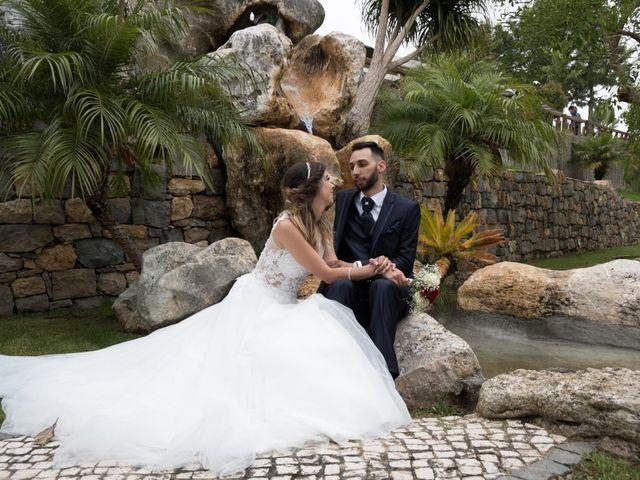 O casamento de Kevin e Milene em Colares, Sintra 1