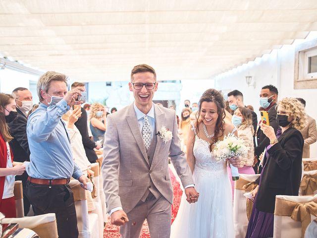 O casamento de Maksym e Anna em Porto, Porto (Concelho) 10