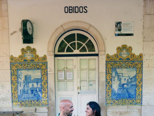 O casamento de Nuno e Sofia em Óbidos, Óbidos 56