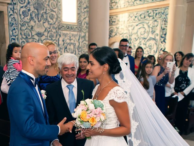 O casamento de Nuno e Sofia em Óbidos, Óbidos 22