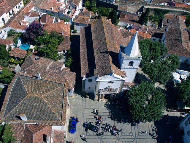 O casamento de Nuno e Sofia em Óbidos, Óbidos 33