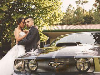 O casamento de Sara e Ruben