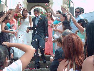 O casamento de Carla e Ricardo