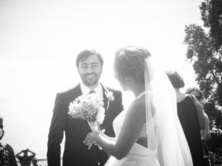 O casamento de Catarina e Pedro