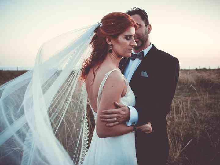 O casamento de Esmeralda e Gilberto