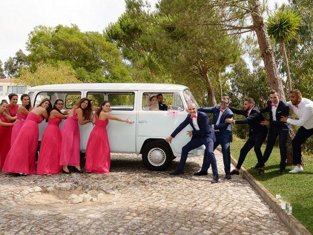 O casamento de Micael e Patrícia em Vale de Lobos, Sintra 16