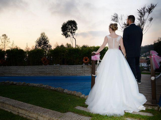 O casamento de Patrícia e Micael