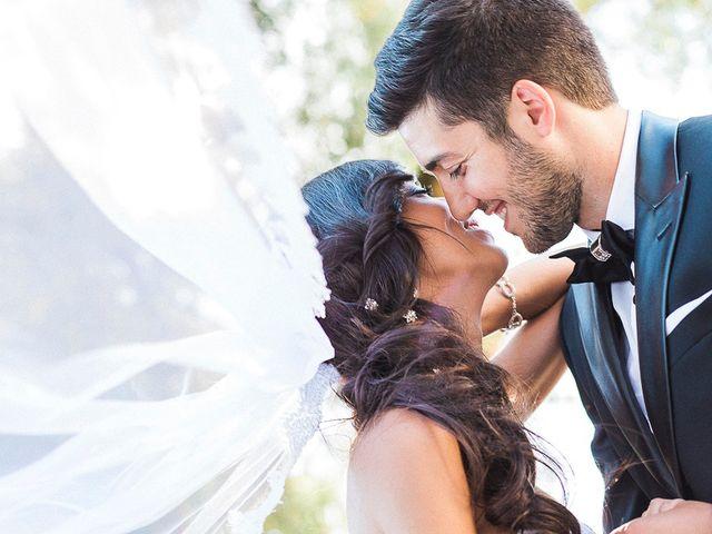 O casamento de Rui e Jessica em Vila Verde, Vila Verde 1