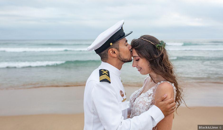 O casamento de Hugo e Patrícia em Costa de Caparica, Almada