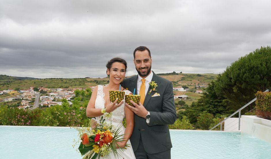 O casamento de André  e Joana em Mafra, Mafra