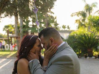 O casamento de Isa e Miguel