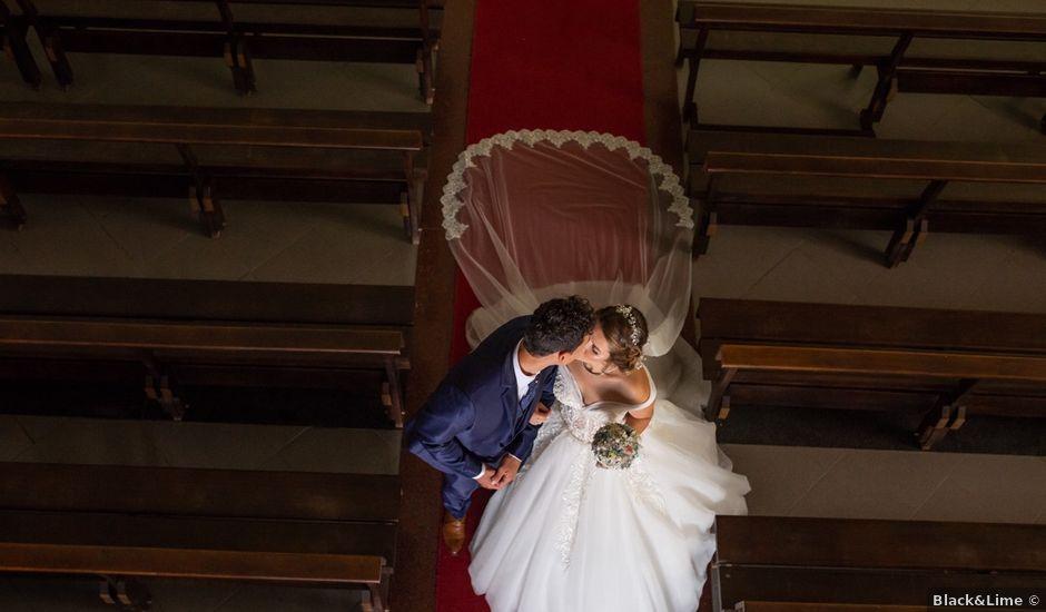 O casamento de João e Vanessa em Fernão Ferro, Seixal