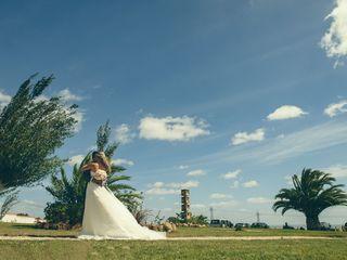 O casamento de Raquel e Artur