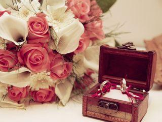O casamento de Tatjana e Carina 2
