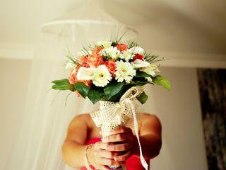 O casamento de Tatjana e Carina